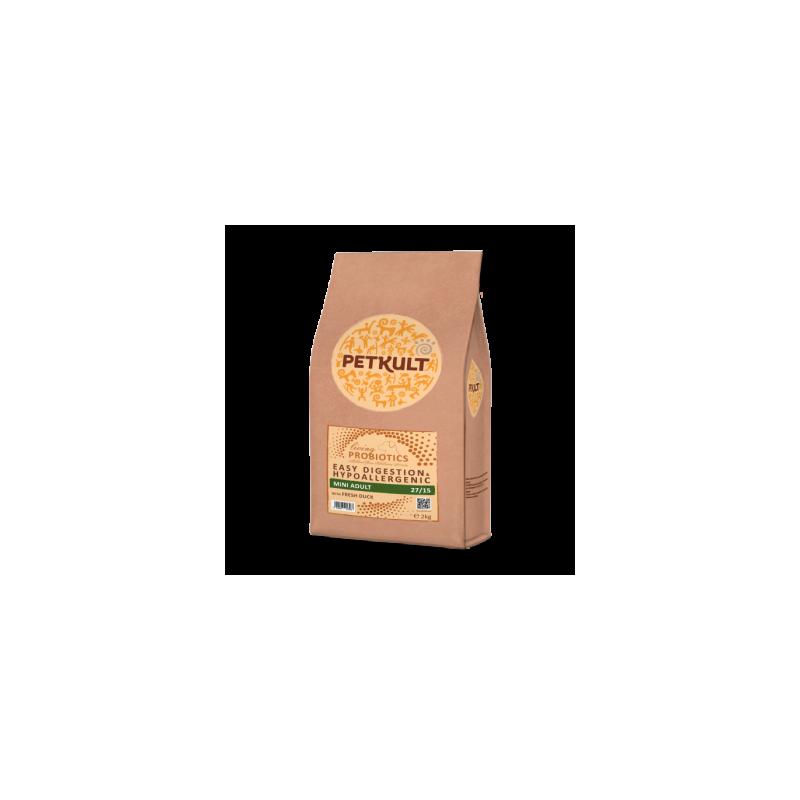 Petkult - Petkult Probiotics Mini Adult cu rata si orez