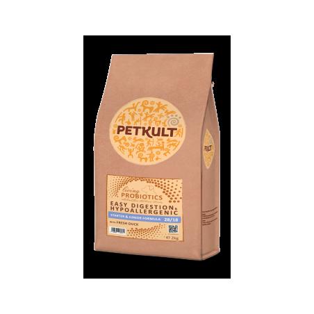 Petkult - Petkult Probiotics Starter Junior cu rata si orez