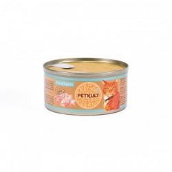 Petkult - Petkult Hrana umeda pentru pisici cu pui si iepure