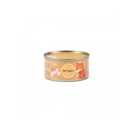 Petkult - Petkult Hrana umeda pentru pisici cu pui