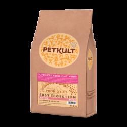 Petkult - Petkult Probiotics Kitten cu Miel si Pui