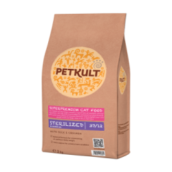 Petkult - Petkult Cat Sterilised