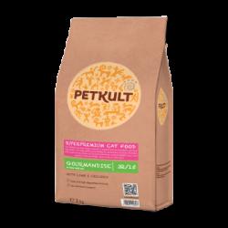 Petkult - Petkult Gourmandise, hrana uscata pentru pisici mofturoase
