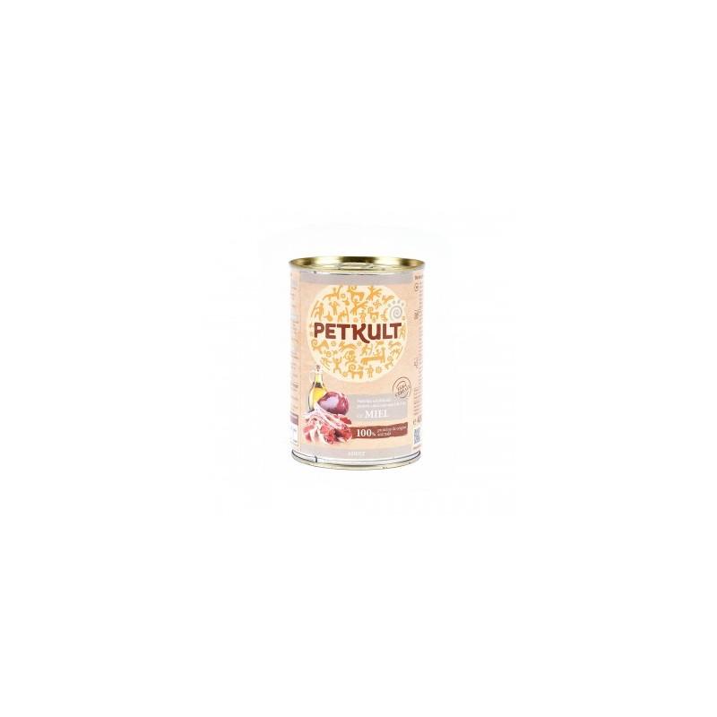 Petkult - Petkult Hrana umeda cu miel pentru caini adulti