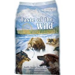 Taste of The Wild - Pacific Stream Canine® Formula cu Somon Afumat