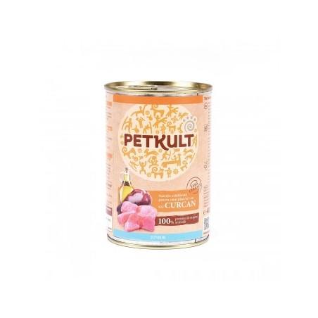 Petkult - Petkult Hrana umeda cu curcan pentru catei juniori
