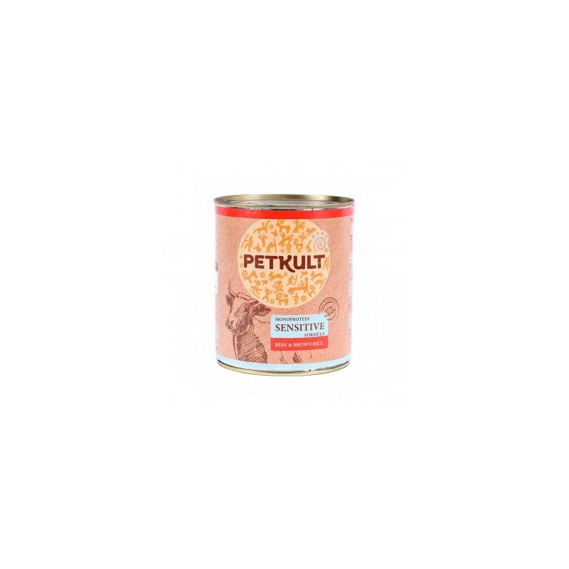 Petkult - Petkult Sensitive cu vita si orez brun