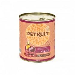 Petkult - Petkult Hrana umeda cu vanat pentru caini adulti