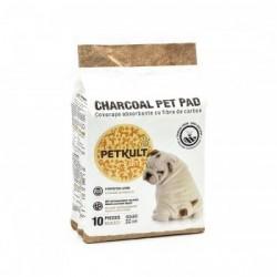 Petkult - Petkult Charcoal covorase absorbante pentru caini