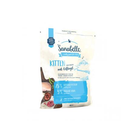 Sanabelle - Sanabelle Kitten Hrana uscata pentru pisoi, pisici gestante sau care alapteaza