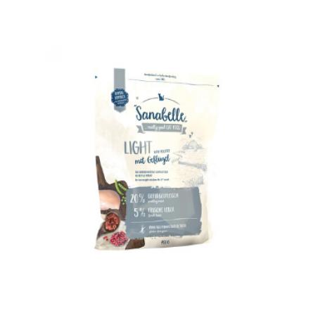 Sanabelle - Sanabelle Light Hrana uscata pentru pisici supraponderale sau castrate