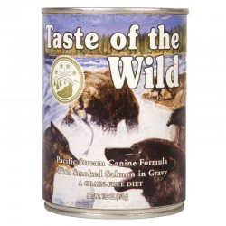 Taste of The Wild - Taste of The Wild - Pacific Stream Canine® Formula cu Somon in Sos