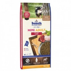Bosch - Bosch Mini Adult cu miel si orez