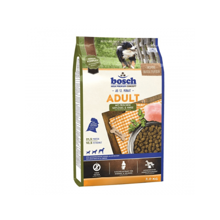 Bosch - Bosch HP Adult cu pui si miel