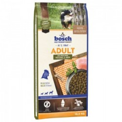 Bosch - Bosch Adult cu pasare si miel