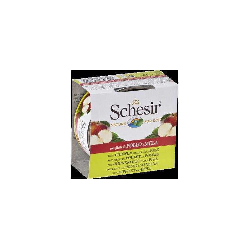 Schesir - Schesir Adult cu pui si mere