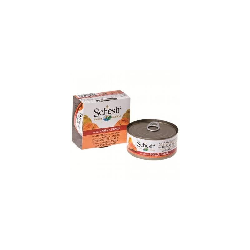 Schesir - Schesir Fruit cu pui si papaya