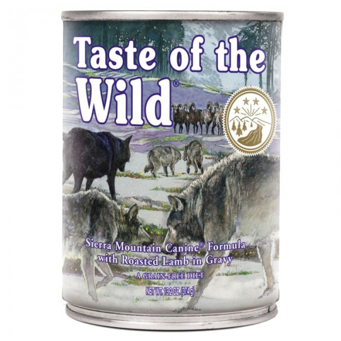 Taste of The Wild - Taste of The Wild - Sierra Mountain Canine® Formula Miel in Sos