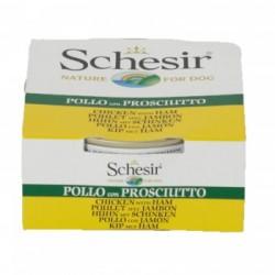 Schesir - Schesir cu pui si jambon