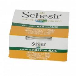 Schesir - Schesir cu pui si aloe
