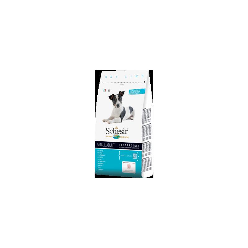 Schesir - Schesir Small Adult Monoprotein cu peste