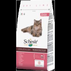 Schesir - Schesir Sterilised Monoprotein cu sunca