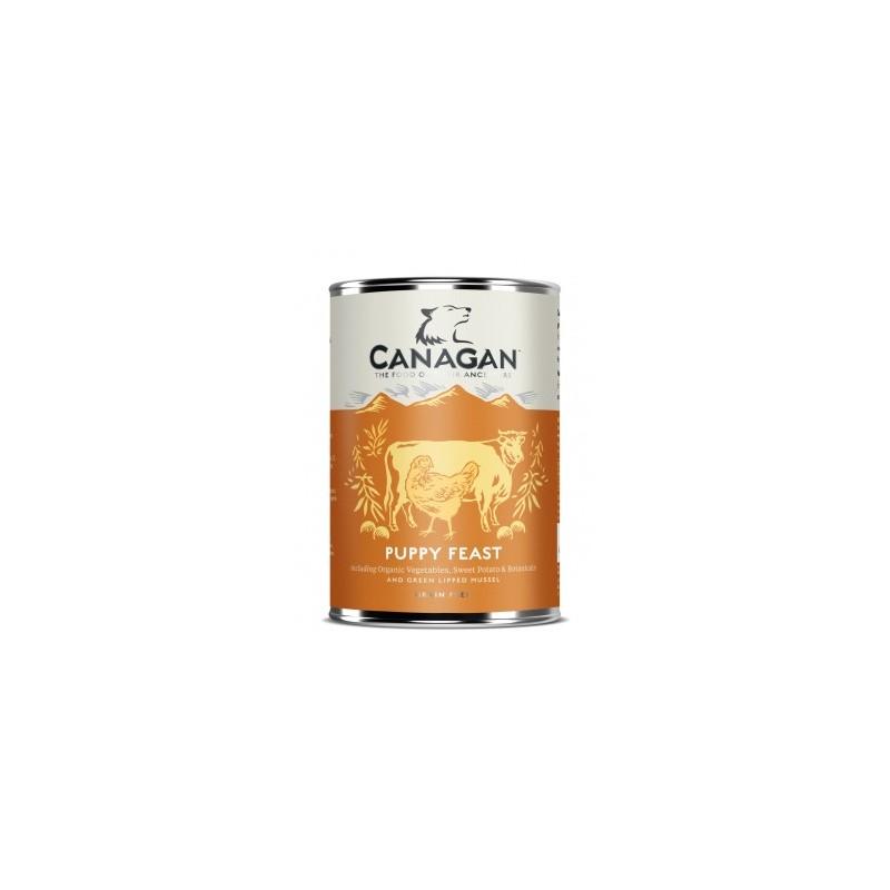 Canagan - Canagan Grain Free Puppy Feast