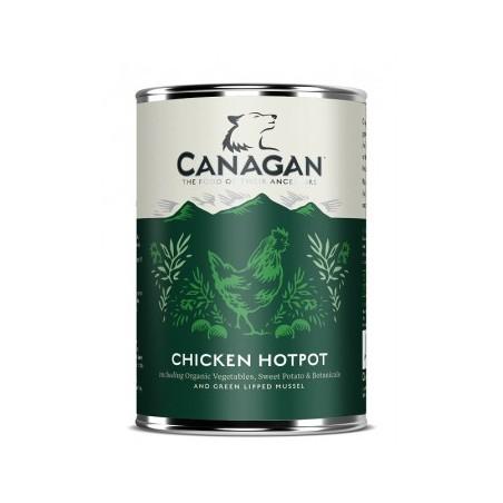 Canagan - Canagan Dog Tocanita cu pui