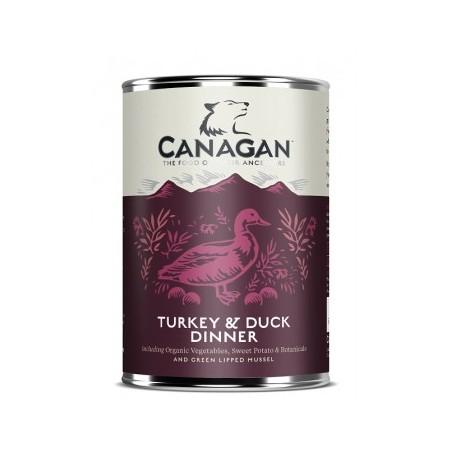 Canagan - Canagan Dog Curcan si Rata