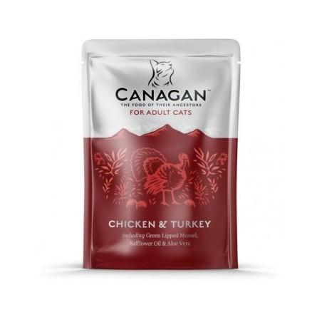 Canagan - Canagan Adult cu Pui si Curcan