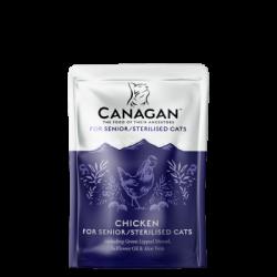 Canagan - Canagan Senior Sterilised cu Pui