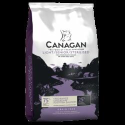 Canagan - Canagan Light Senior Sterilised cu Pui