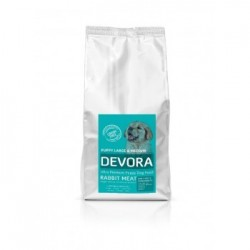 Devora - Devora Grain Free Puppy Large si Medium cu iepure