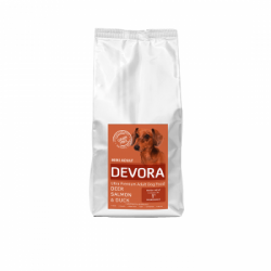 Devora - Devora Grain Free Mini Adult cu Caprioara, Somon si Rata