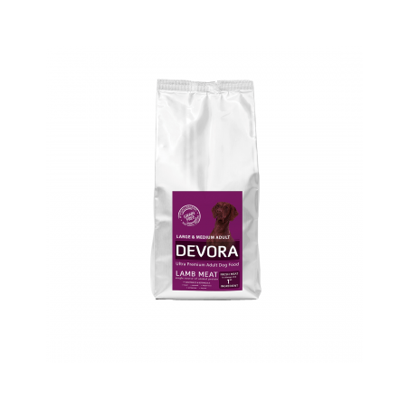 Devora - Devora Grain Free Adult Large & Medium cu Miel