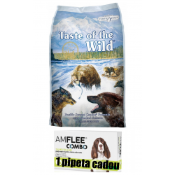 Taste of The Wild - Taste of The Wild Pacific Stream Canine® Formula cu Somon Afumat