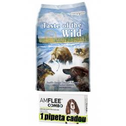 Taste of The Wild - Taste of The Wild Pacific Stream Canine® Formula cu Somon Afumat