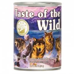 Taste of The Wild - Taste of The Wild - Wetlands Canine® Formula Rata in Sos