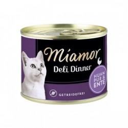 Miamor - Miamor Grain Free cu pui si rata
