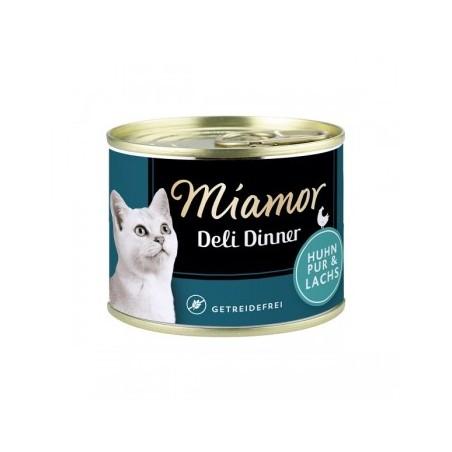 Miamor - Miamor Grain Free cu Pui si Somon