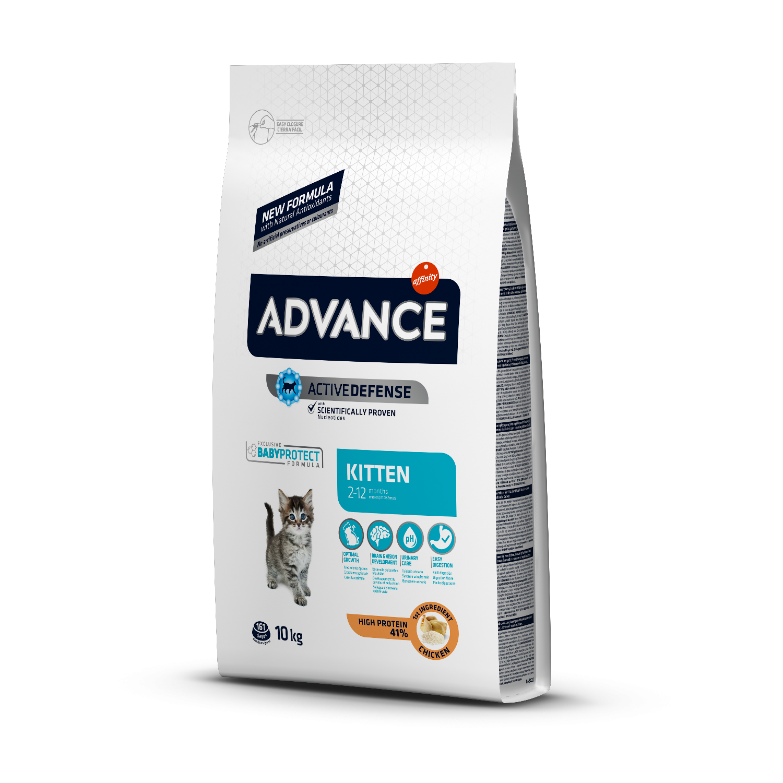 Advance - Advance Kitten