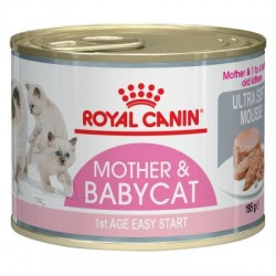 Royal Canin - Royal Canin Mother & Babycat Ultra Soft Mousse