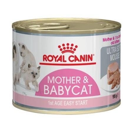 Royal Canin - Royal Canin Mother & Babycat Ultra Soft Mousse