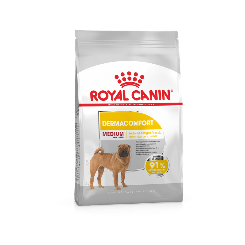 Royal Canin - Royal Canin Medium Dermacomfort