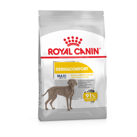Royal Canin - Royal Canin Maxi Dermacomfort
