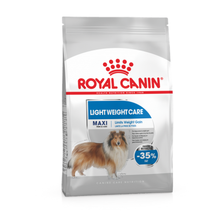 Royal Canin - Royal Canine Maxi Light Weight Care