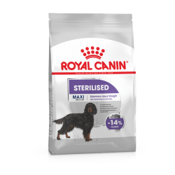 - Royal Canin Maxi Sterilised