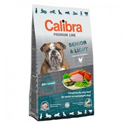 - Calibra Dog Premium Line Senior & Light