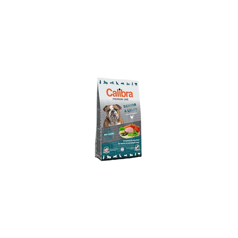 - Calibra Dog Premium Line Senior & Light