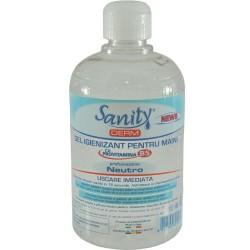 Sanity Derm - Sanity Derm Gel Igienizant pentru maini